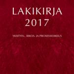 Lakikirja 2017, yksityis-, rikos- ja prosessioikeus